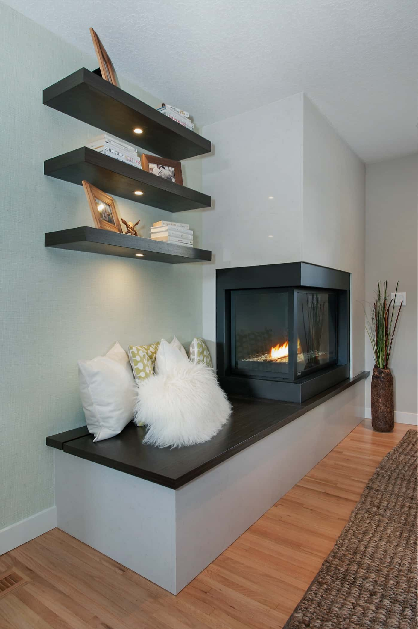 Interior Design by Within Design, Renovation by Envision Custom Renovations